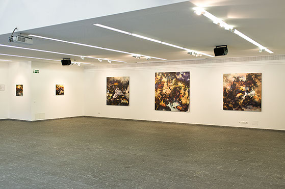 Installation view, Institute of Ladin Culture